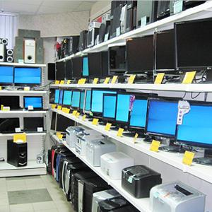 Компьютерные магазины Спас-Клепиков