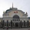 Железнодорожные вокзалы в Спас-Клепиках