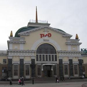 Железнодорожные вокзалы Спас-Клепиков